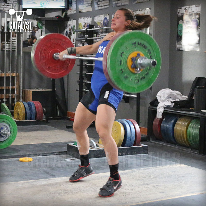 caba466fb000d7 The development of a teaching progression for the Olympic lifts is  something that every coach who teaches the lifts will do one way or  another—some will ...