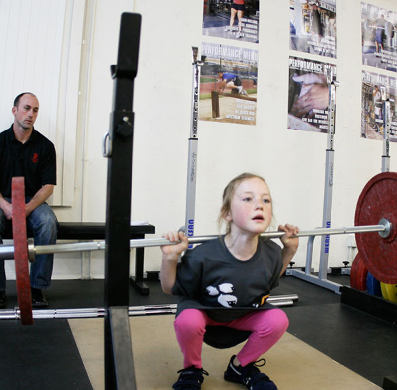Programming and Progressions for Youth Weightlifting