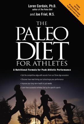 The Paleo Diet for Athletes - Dr  Loren Cordain   Nutrition